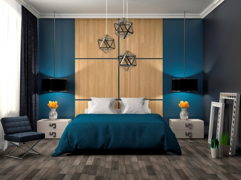 different-shades-of-blue-23 Newest Home Color Trends for Interior Design in 2018