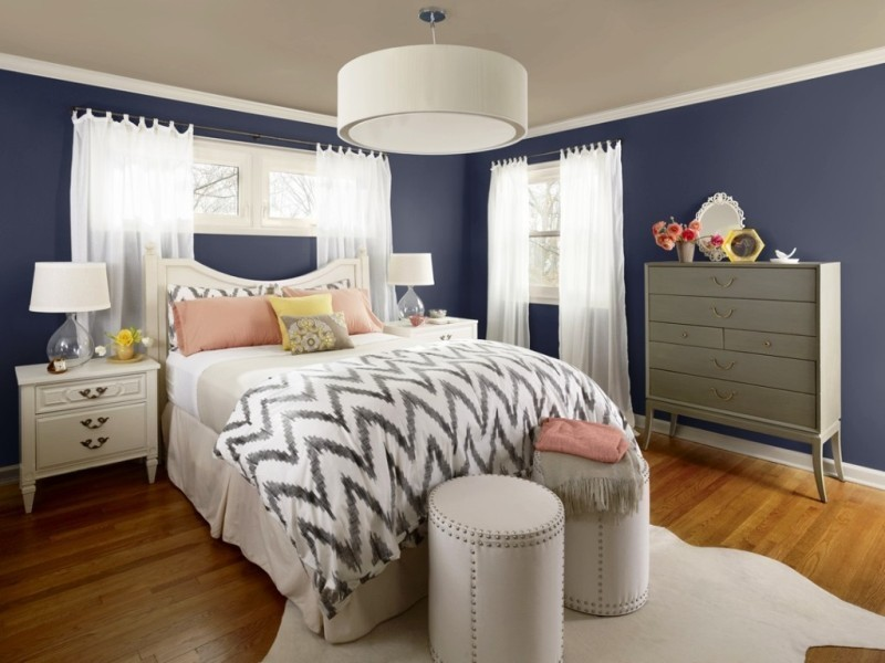 different-shades-of-blue-24 +40 Latest Home Color Trends for Interior Design in 2021