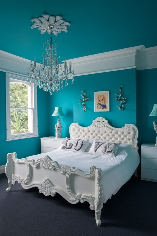 different-shades-of-blue-4 Newest Home Color Trends for Interior Design in 2019