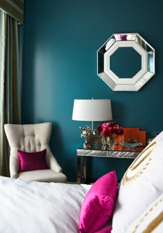 different-shades-of-blue-5 Newest Home Color Trends for Interior Design in 2017