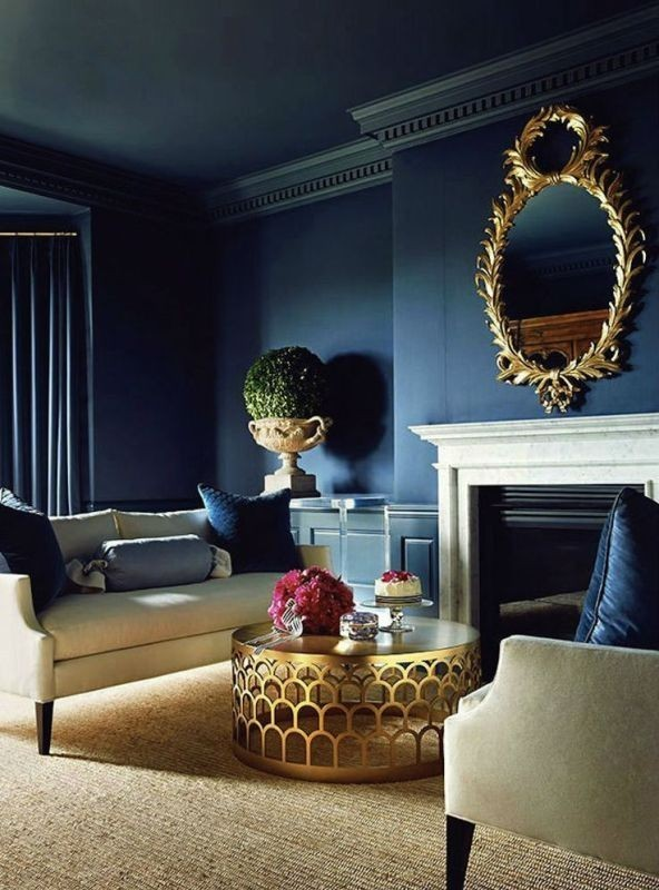 different-shades-of-blue-9 Newest Home Color Trends for Interior Design in 2019