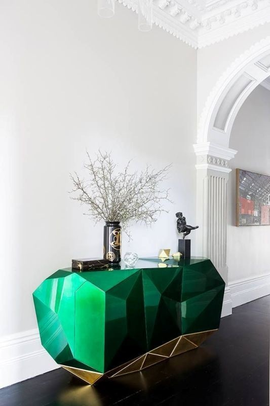 different-shades-of-green-1 Newest Home Color Trends for Interior Design in 2018