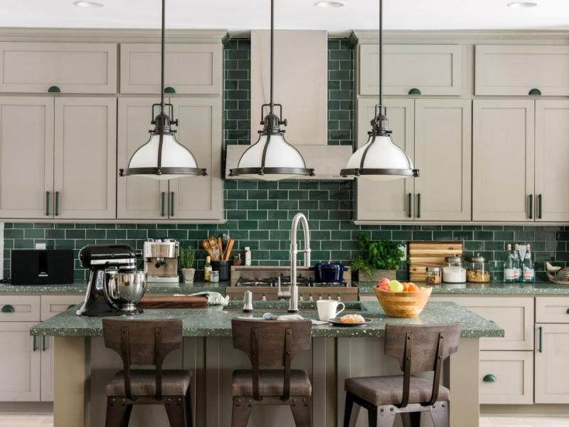 different-shades-of-green-13 Newest Home Color Trends for Interior Design in 2017