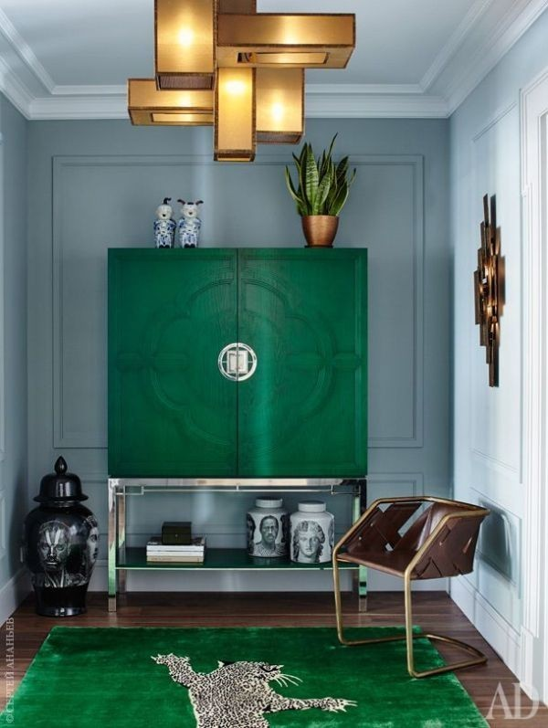 different-shades-of-green-3 Newest Home Color Trends for Interior Design in 2018