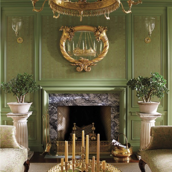 different-shades-of-green-7 Newest Home Color Trends for Interior Design in 2019