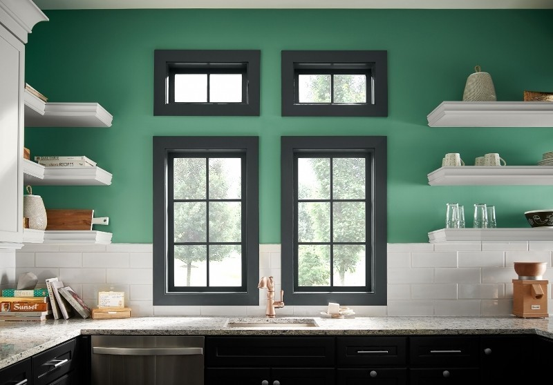 different-shades-of-green-9 Newest Home Color Trends for Interior Design in 2018