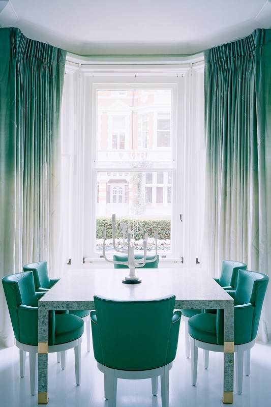 different-shades-of-green +40 Latest Home Color Trends for Interior Design in 2021