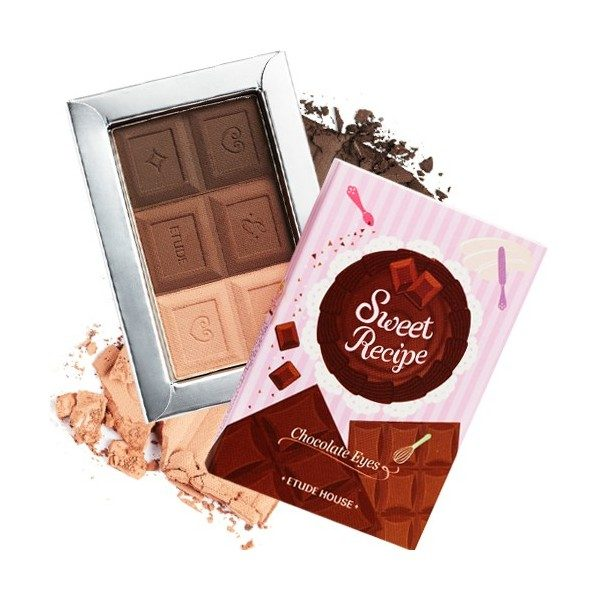 etude-house-sweet-recipe-chocolate-eyes 8 Strangest Cosmetic Products You Should Try in 2018