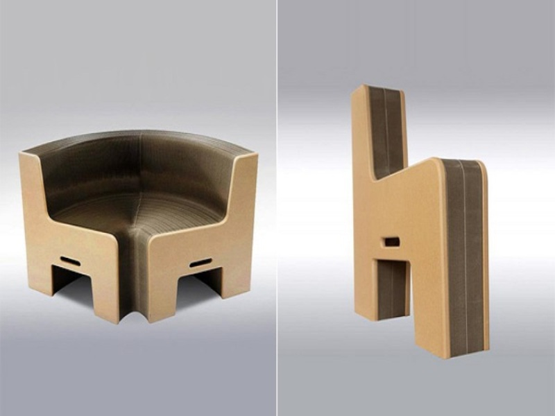 foldable-chairs 83 Creative & Smart Space-Saving Furniture Design Ideas in 2020