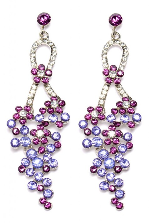 francesca-so-in-fashion-diamante-drop-earrings-in-purple-Th7Q-475x713 How To Hide Skin Problems And Wrinkles Using Jewelry?