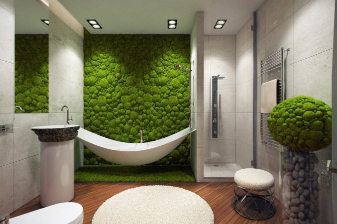 garden-bathtub5-675x450 6 Bathtub Designs that will Make your Jaw Drops!