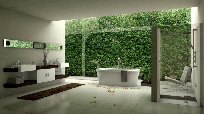 garden-bathtub6-675x379 6 Bathtub Designs that will Make your Jaw Drops!