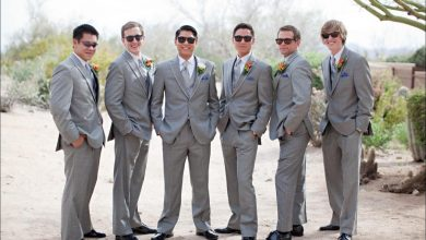 Photo of 14 Splendid Wedding Outfits for Guys in 2020