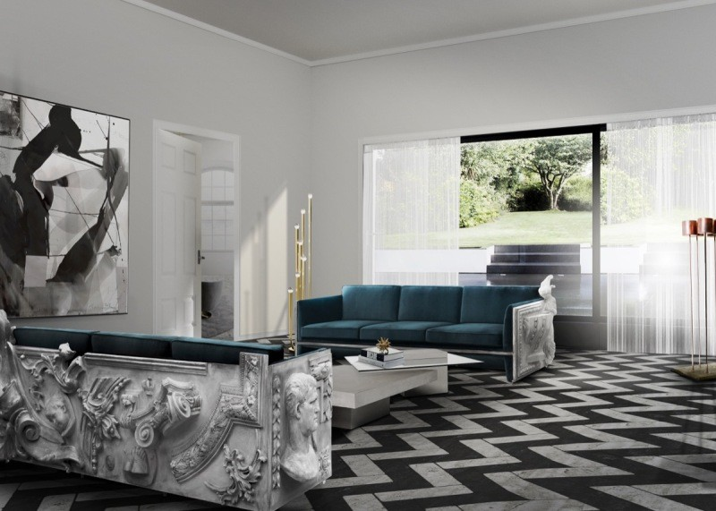 home-color-trends-2017-13 +40 Latest Home Color Trends for Interior Design in 2021