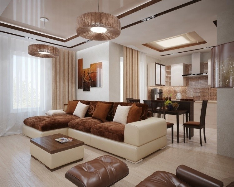 home-color-trends-2017-14 +40 Latest Home Color Trends for Interior Design in 2021