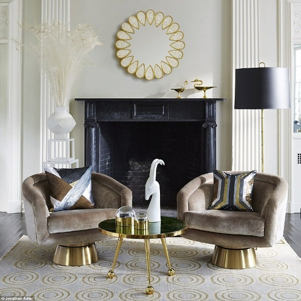 home-color-trends-2017-20 Newest Home Color Trends for Interior Design in 2019