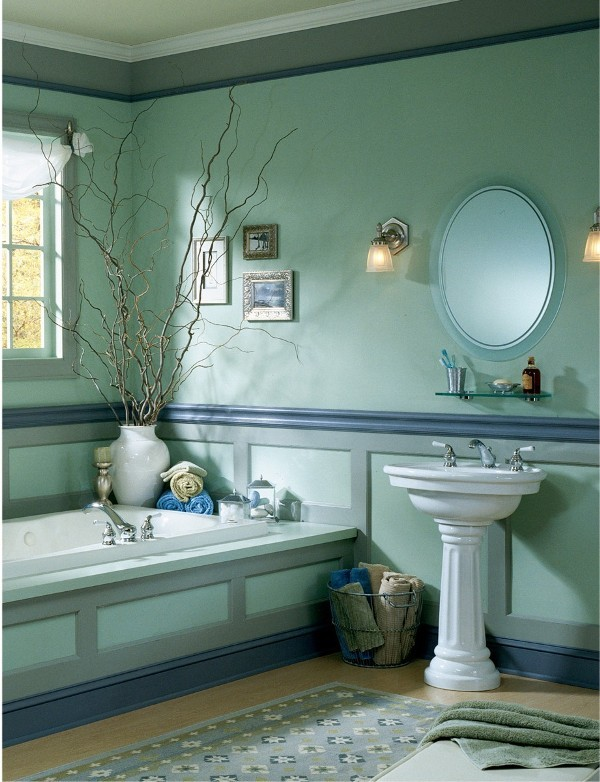 home-color-trends-2017-6 +40 Latest Home Color Trends for Interior Design in 2021