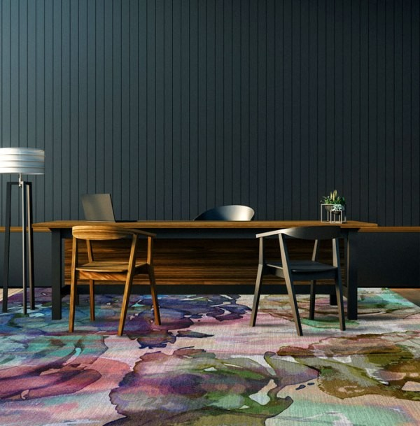 home-color-trends-2017-8 +40 Latest Home Color Trends for Interior Design in 2021