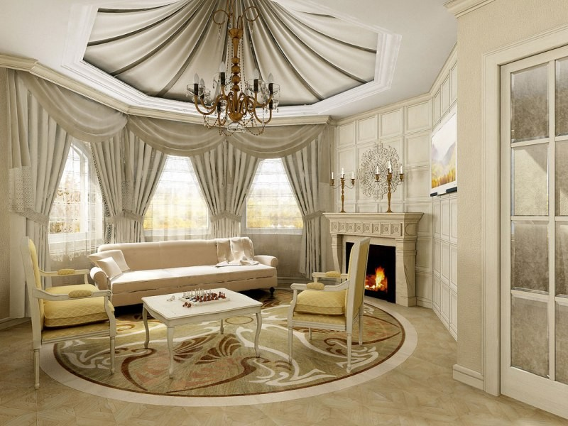 home-color-trends-2017-9 +40 Latest Home Color Trends for Interior Design in 2021