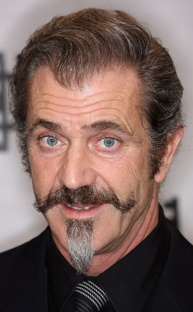 imperial-mustache-mel-gibson-675x1093 7 Trendy Beard Styles for Men in 2018