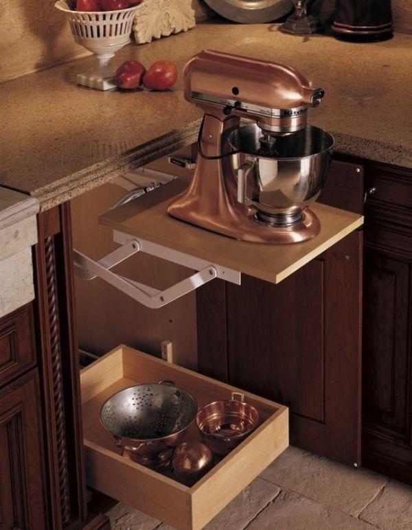 kitchen-cbinet 83 Creative & Smart Space-Saving Furniture Design Ideas in 2020