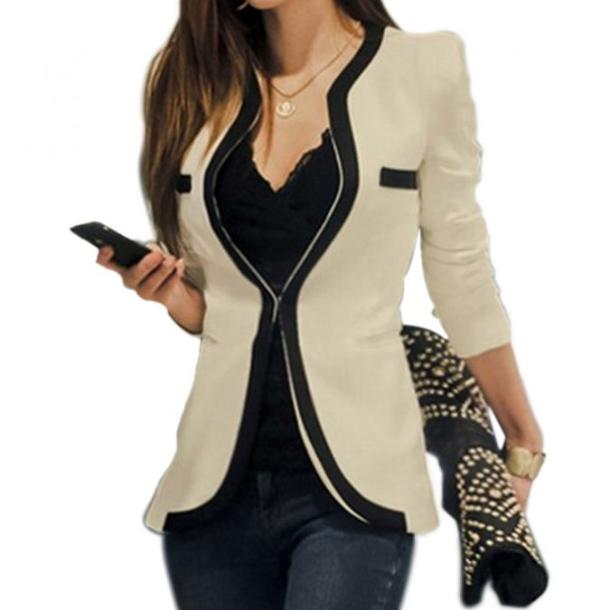 lined-blazer3-675x675 18 Work Outfits Every Working Woman Should Have