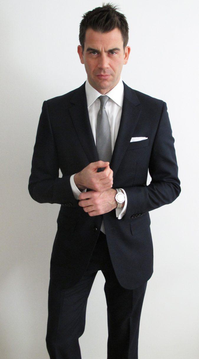 navy_suit-white_full_kit-675x1218 14 Splendid Wedding Outfits for Guys in 2017
