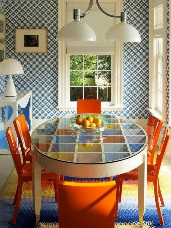 orange-1 Newest Home Color Trends for Interior Design in 2018