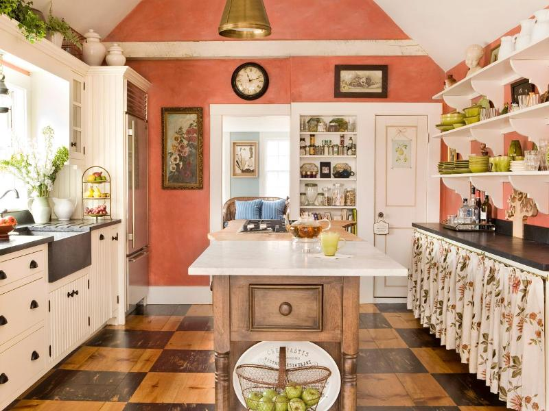 orange-5 +40 Latest Home Color Trends for Interior Design in 2021
