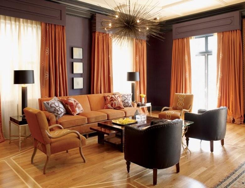 orange-8 +40 Latest Home Color Trends for Interior Design in 2021