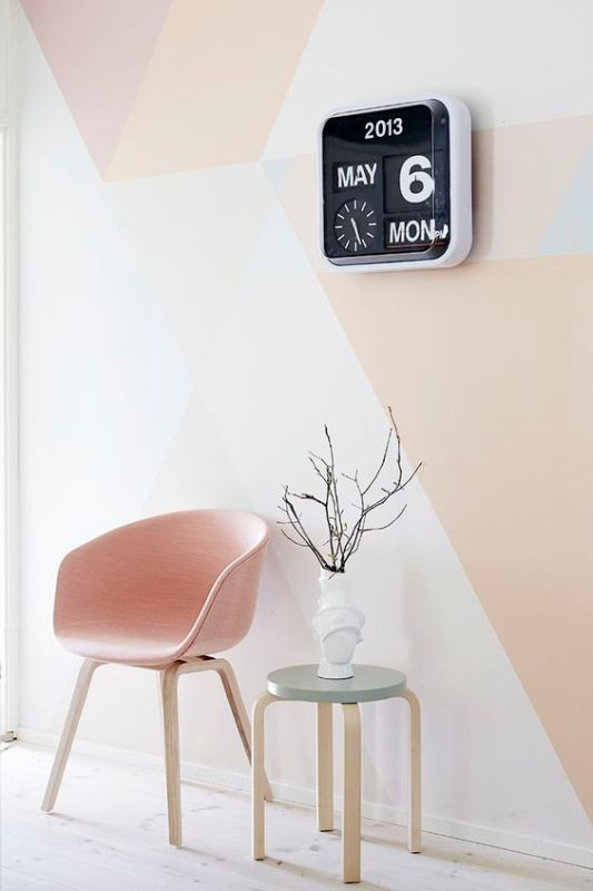 pastel-colors-3 Newest Home Color Trends for Interior Design in 2019
