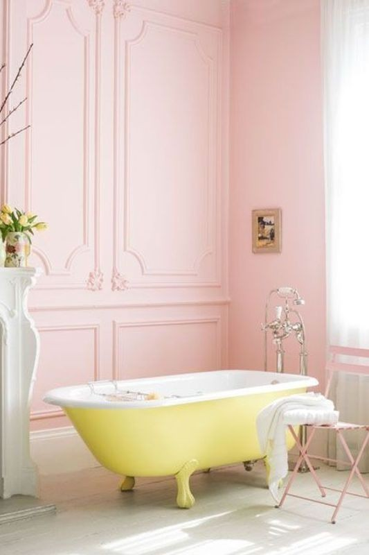 pastel-colors-7 Newest Home Color Trends for Interior Design in 2018