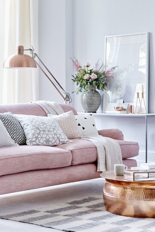 pastel-colors Newest Home Color Trends for Interior Design in 2019