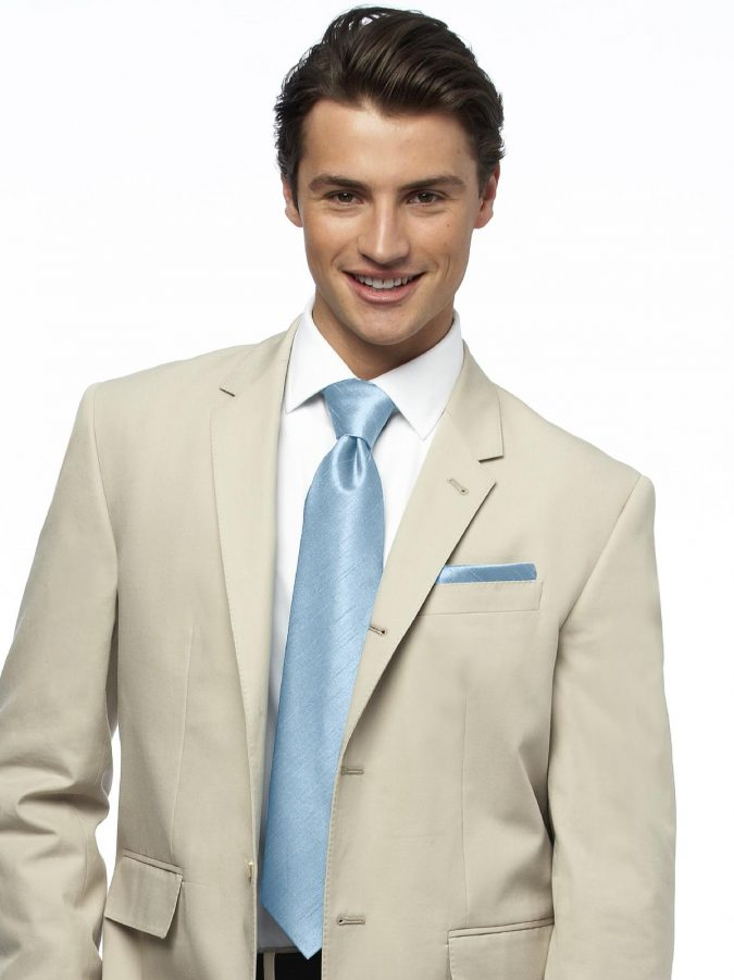 pastel-tie-675x901 14 Splendid Wedding Outfits for Guys in 2020