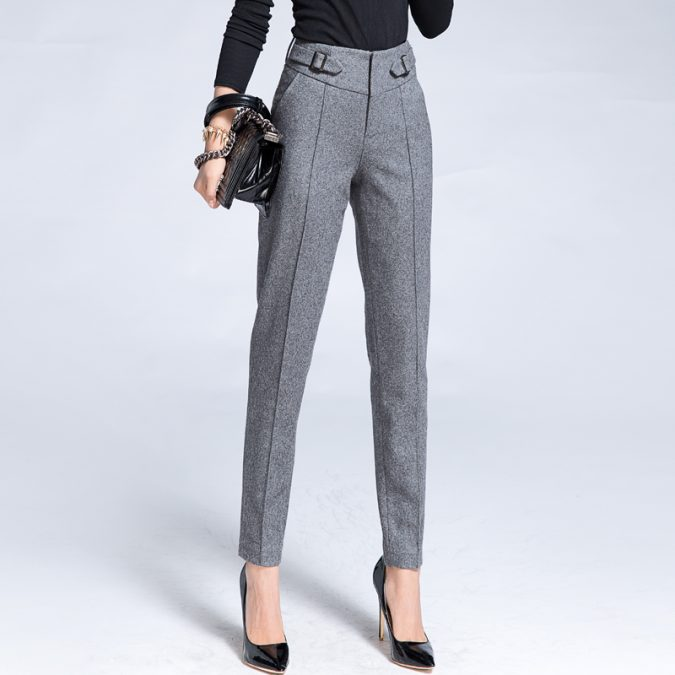 pastel-trousers-675x675 18 Work Outfits Every Working Woman Should Have