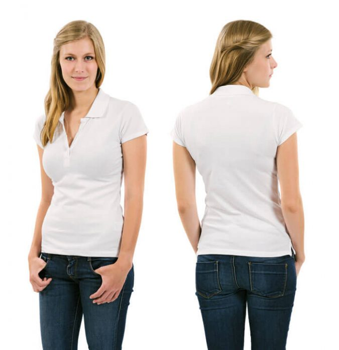 polo-shirt-with-denim-pants5-675x696 20+ Stylish Teenages Job Interview outfits Design Ideas in 2018