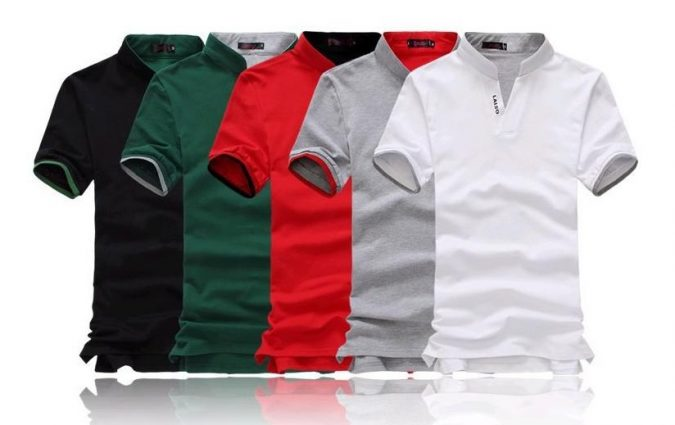 polo-t-shirts3-675x425 10 Most Stylish Outfits for Guys in Summer 2018