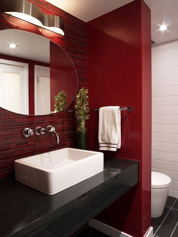 red-1 +40 Latest Home Color Trends for Interior Design in 2021