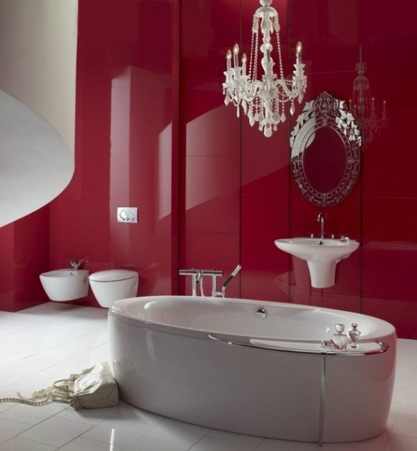 red-3 +40 Latest Home Color Trends for Interior Design in 2021
