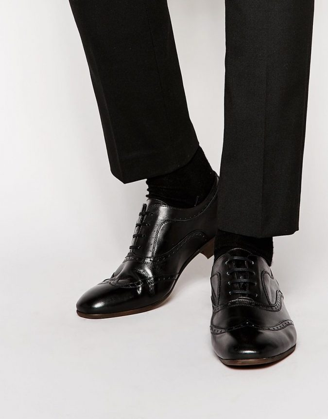 shoes-for-formal-outfit2-675x861 20+ Stylish Teenages Job Interview outfits Design Ideas in 2018