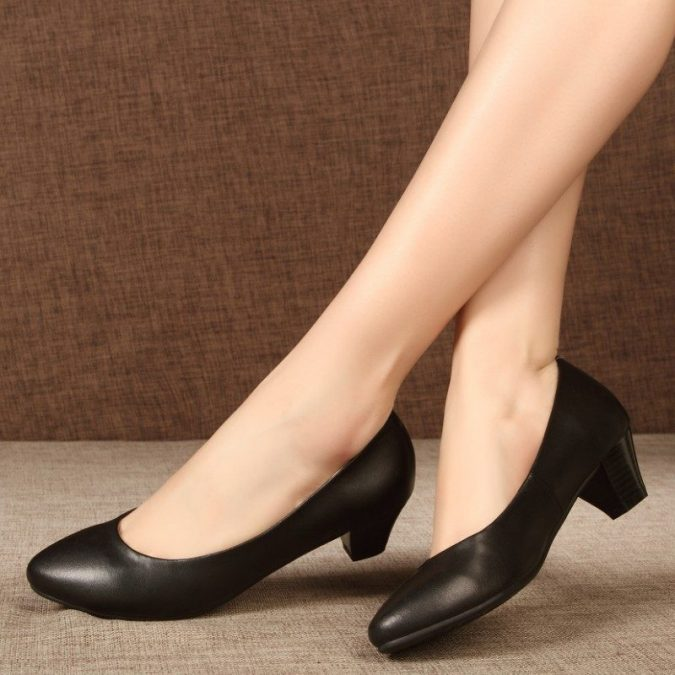 shoes-for-formal-outfit3-675x675 20+ Stylish Teenages Job Interview outfits Design Ideas in 2018