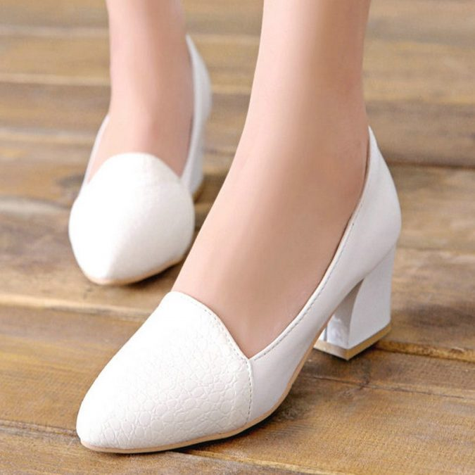 shoes-for-formal-outfit4-675x675 20+ Hottest Teenages Job Interview outfit Ideas in 2021