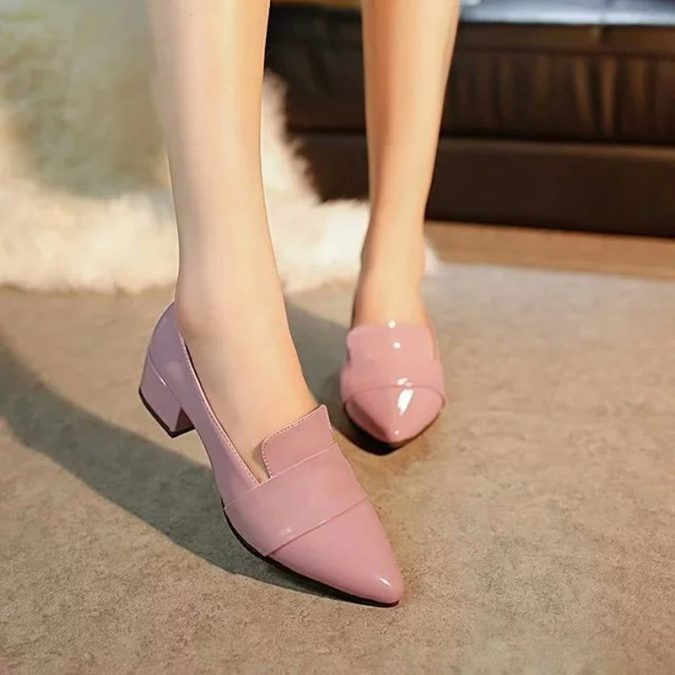 shoes-for-formal-outfit5-675x675 20+ Hottest Teenages Job Interview outfit Ideas in 2021