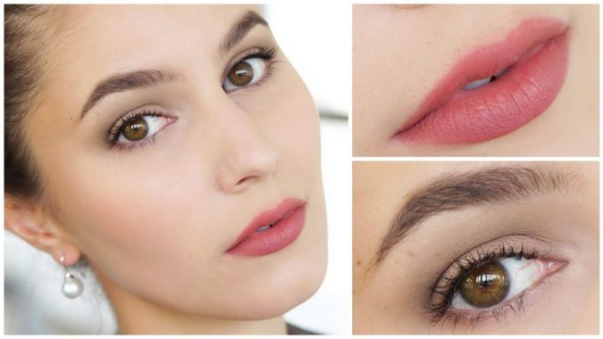 simple-makeup2-675x380 20+ Stylish Teenages Job Interview outfits Design Ideas in 2018