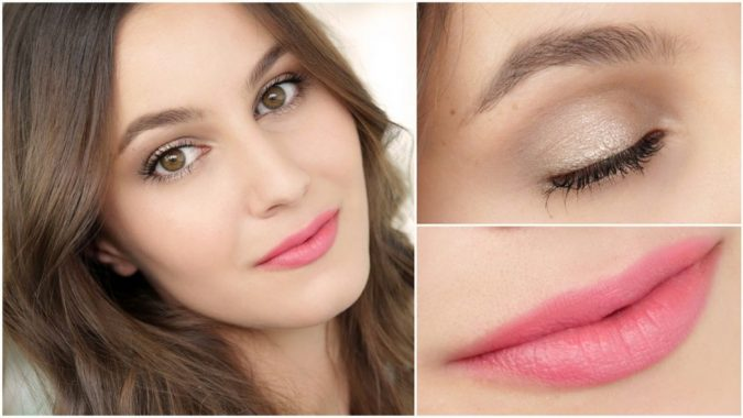 simple-makeup3-675x380 20+ Stylish Teenages Job Interview outfits Design Ideas in 2018