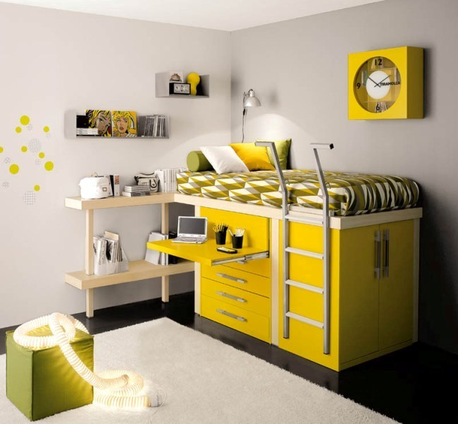space-saving-furniture-idea-1 83 Creative & Smart Space-Saving Furniture Design Ideas in 2020