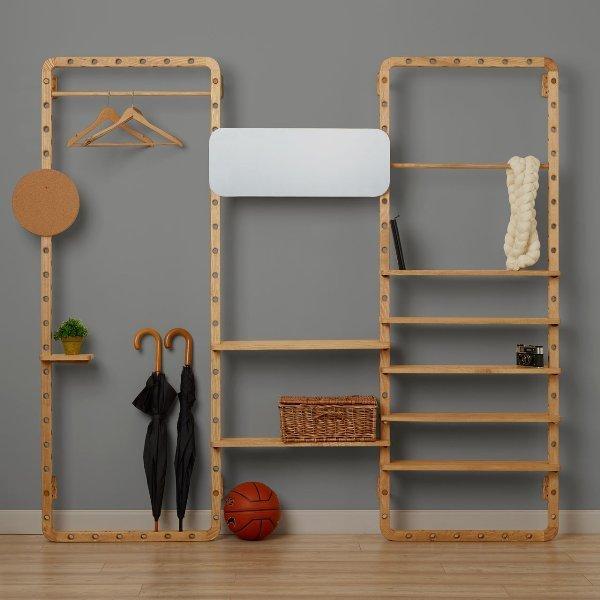 space-saving-furniture-idea 83 Creative & Smart Space-Saving Furniture Design Ideas in 2020