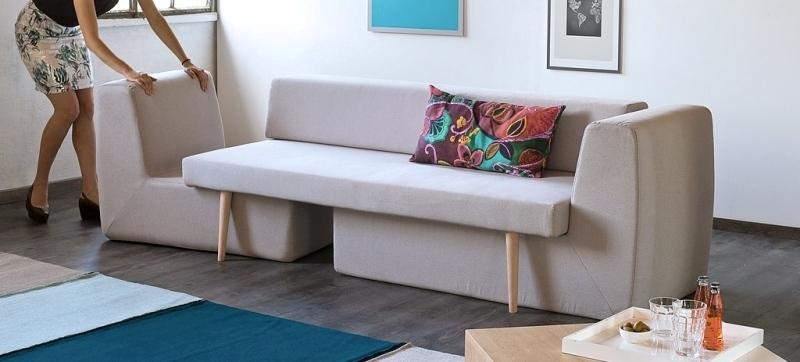 space-saving-sofa-1 83 Creative & Smart Space-Saving Furniture Design Ideas in 2018