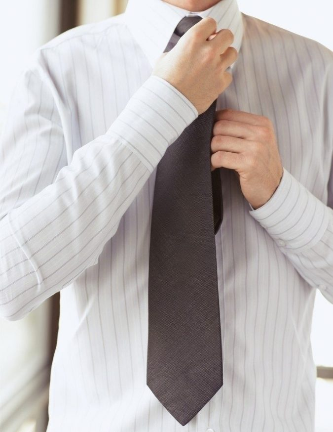 tie-and-shirt-outfit-675x874 20+ Hottest Teenages Job Interview outfit Ideas in 2021