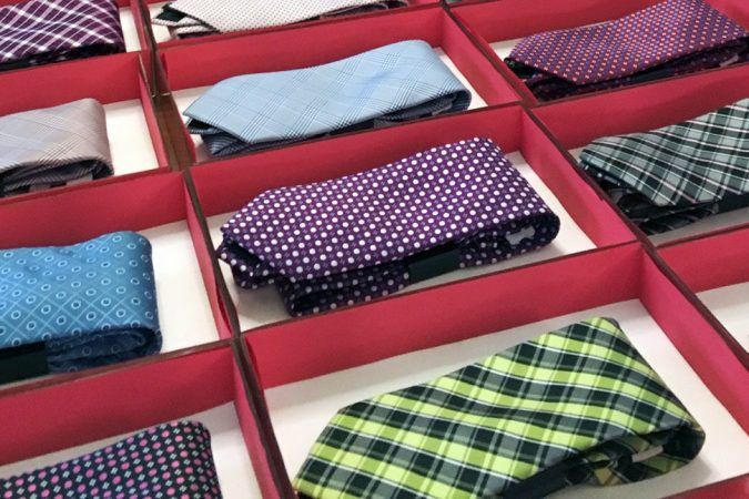 ties-675x450 What to Wear for a Teenage Job Interview